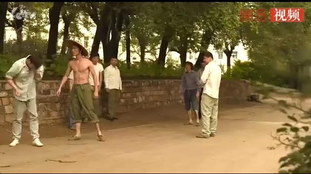 """许君聪-演绎""""刘海柱""""的经典台词"""