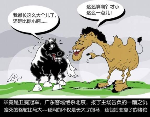"""""""瘦死的骆驼比马大""""是什么意思?"""