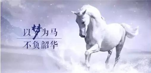 """""""以梦为马,莫负韶华""""是什么意思?"""
