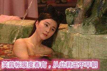 """""""春宵苦短日高起,从此君王不早朝""""是什么意思?"""