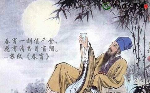 """""""春宵一刻值千金,花有清香月有阴""""是什么意思?"""