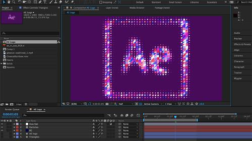 【中文破解版】Adobe After Effects CC 2018