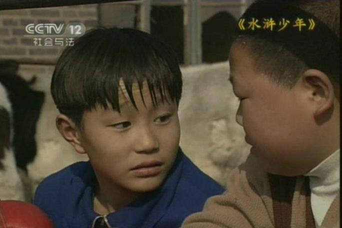 推荐剧:少儿电视剧《水浒少年》