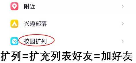 """【网络用语】""""扩列""""是什么意思?"""