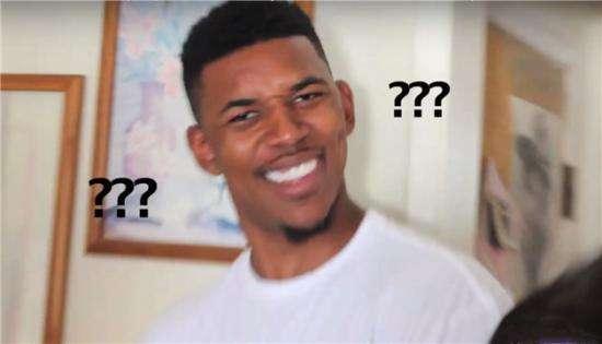 """【网络用语】""""黑人问号""""是什么意思?"""