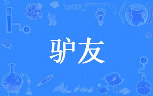 """【网络用语】""""驴友""""是什么意思?"""