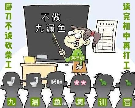"""【网络流行语】""""九漏鱼""""是什么意思?"""