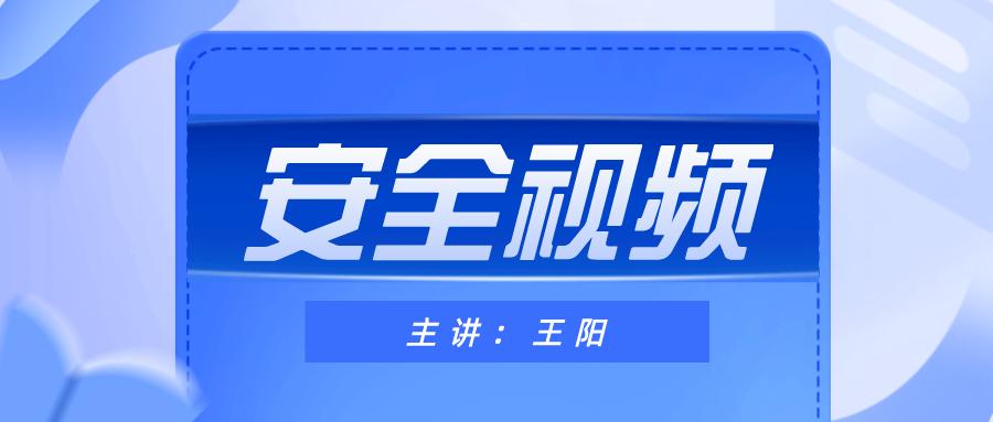 2021年安全工程师【王阳】安全管理视频课件下载【共46讲】
